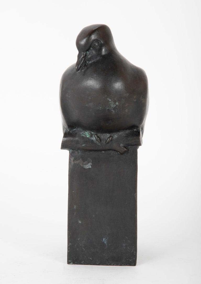 Modern Pair of Bronze Sculptures after François Pompon For Sale