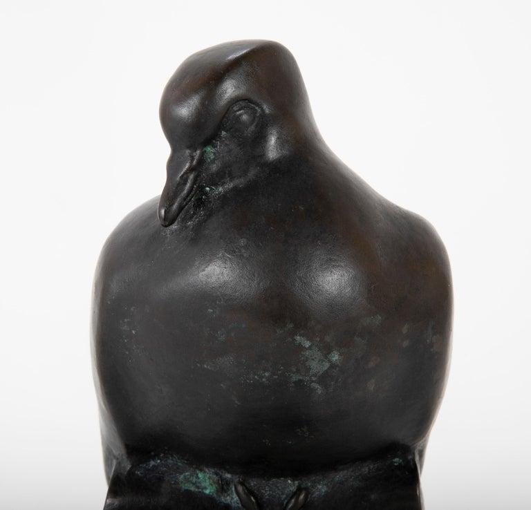French Pair of Bronze Sculptures after François Pompon For Sale