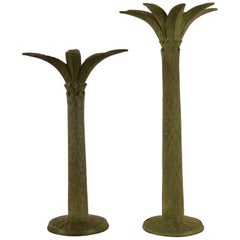 Pair of Candlesticks, 1950s