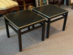 A Pair of Classic Side Tables by Imperial Furniture