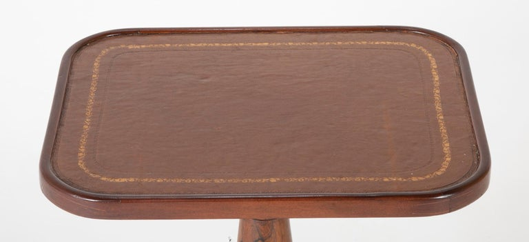 Pair of English William iv Rosewood Cocktail Tables, circa 1840 For Sale 5