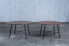 A pair of Ico Parisi Coffee Tables for Cassina, Italy, 1950s