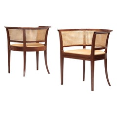 Pair of Kaare Klint Faaborg Chairs