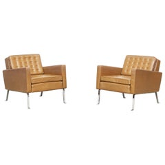Groovy Roland Rainer Large 4 Seat Sofa In Leather For Wilkhahn Alphanode Cool Chair Designs And Ideas Alphanodeonline