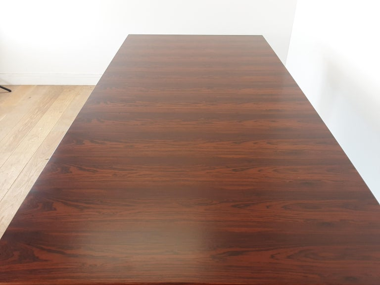 Pair of Midcentury Rosewood Dining Tables by Gordon Russell 4