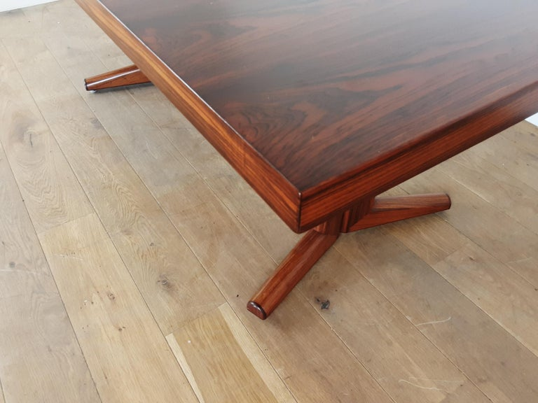 Pair of Midcentury Rosewood Dining Tables by Gordon Russell 5