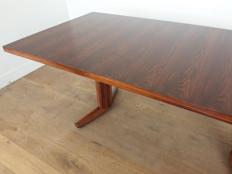 Pair of Midcentury Rosewood Dining Tables by Gordon Russell 6