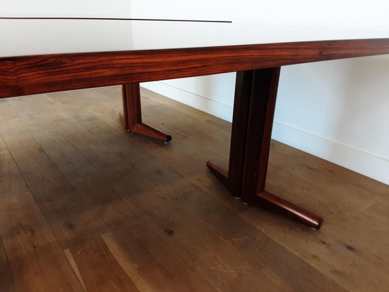 Pair of Midcentury Rosewood Dining Tables by Gordon Russell 8