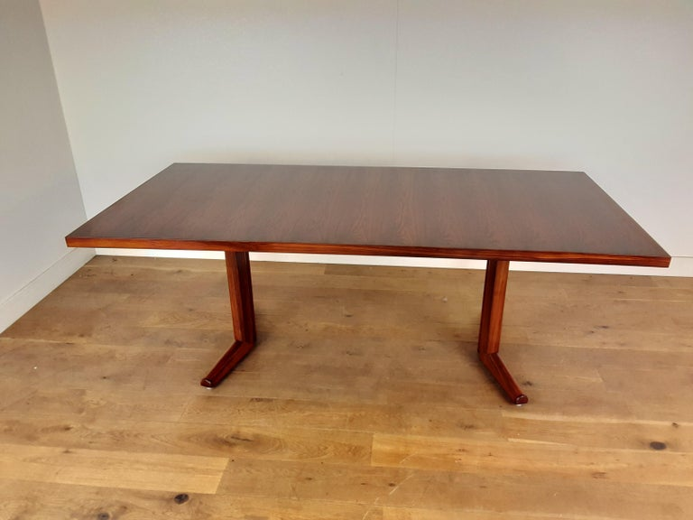 Mid-Century Modern Pair of Midcentury Rosewood Dining Tables by Gordon Russell
