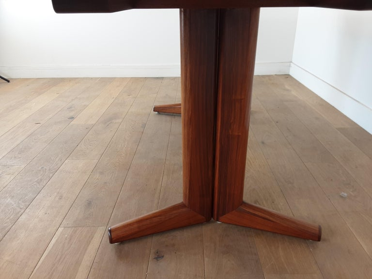 Pair of Midcentury Rosewood Dining Tables by Gordon Russell 2