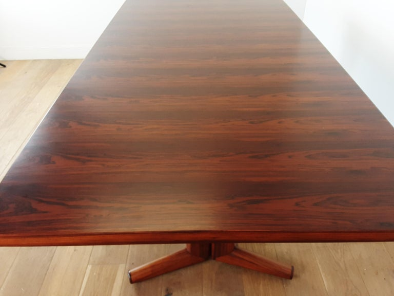 Pair of Midcentury Rosewood Dining Tables by Gordon Russell 3