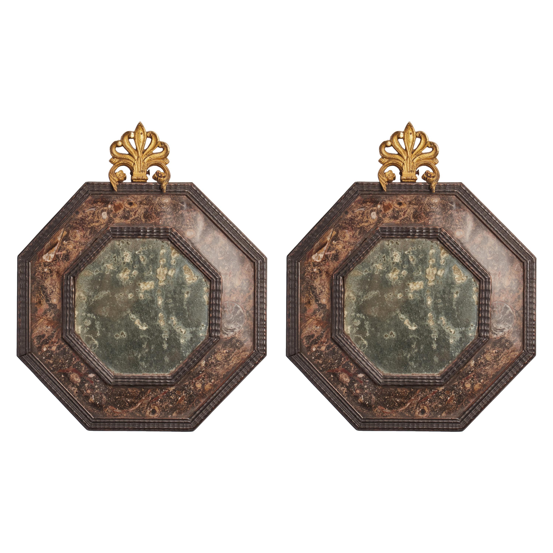 Pair of Mirrors, Italy, 1800