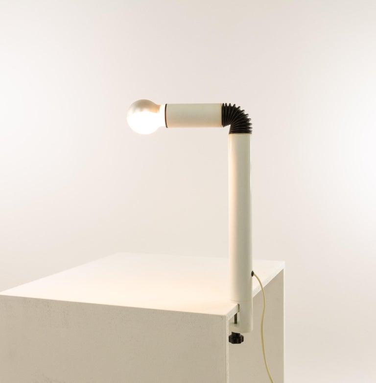 Pair of Periscopio Table Lamps by Danilo & Corrado Aroldi for Stilnovo, 1967 In Good Condition For Sale In Rotterdam, NL