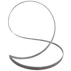 A Paul Sisko Stainless Steel Sculpture