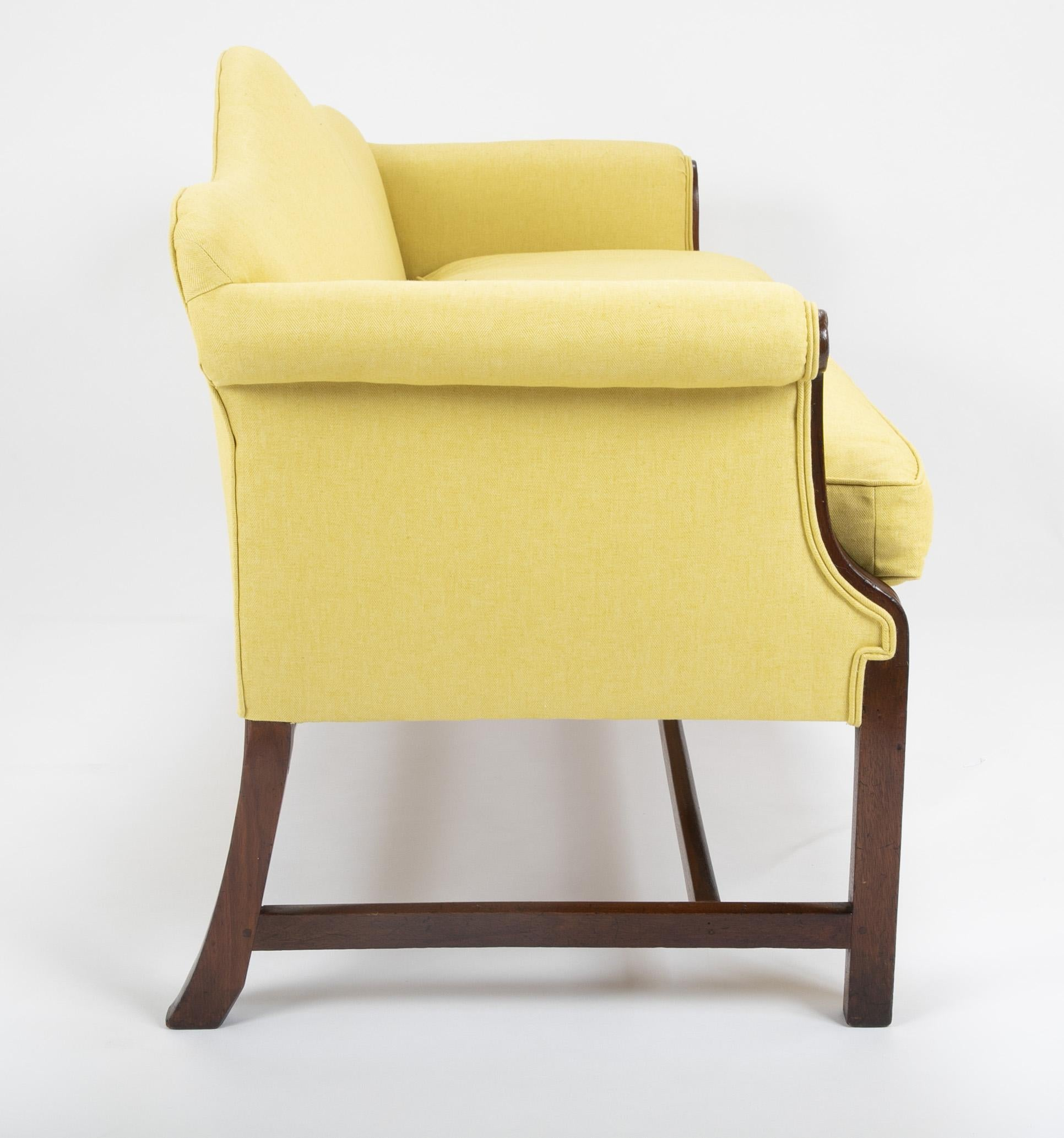 Chippendale Camelback Sofa Slipcovers   Review Home Co