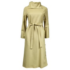 A Pierre Cardin Woollen Dress (attributed to) Circa 1980