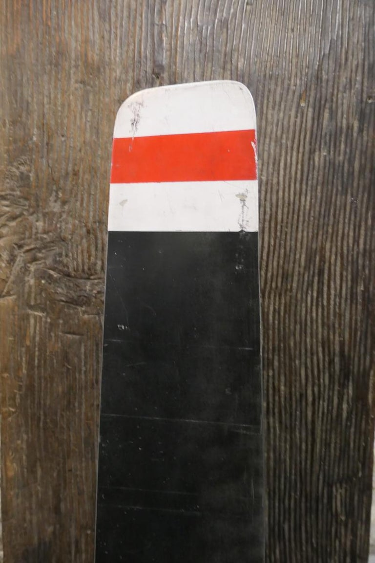 20th Century Propeller Blade Manufactured by McCauley For Sale