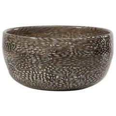 Puntini Murrine Glass Bowl, Paolo Venini, Venini Murano Italia