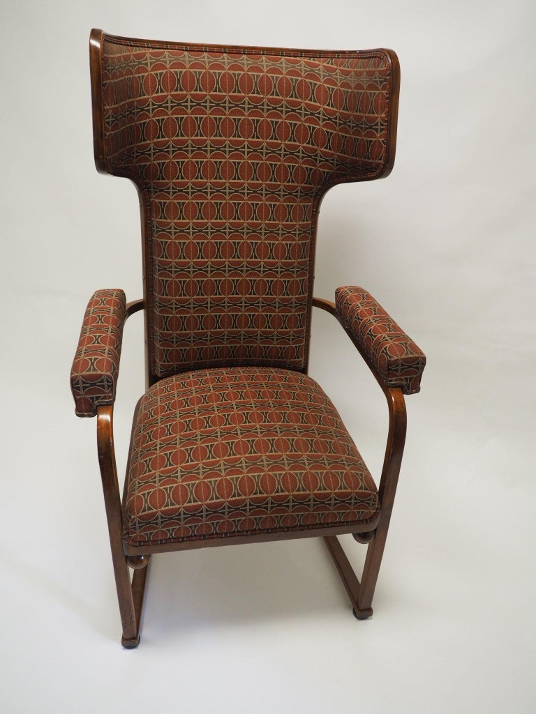 A rare and important Josef Hoffmann
