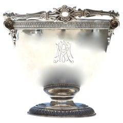 Rare Tiffany & Co. Sterling Silver Sugar Bowl