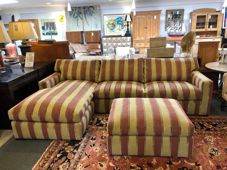 A. Rudin No. 2634 Two-Piece Sectional For Sale 6