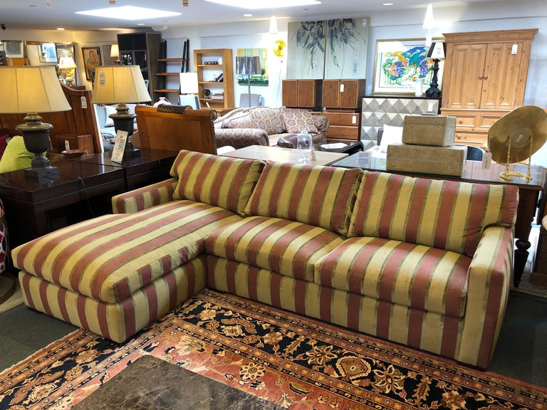 A. Rudin No. 2634 Two-Piece Sectional In Good Condition For Sale In San Francisco, CA