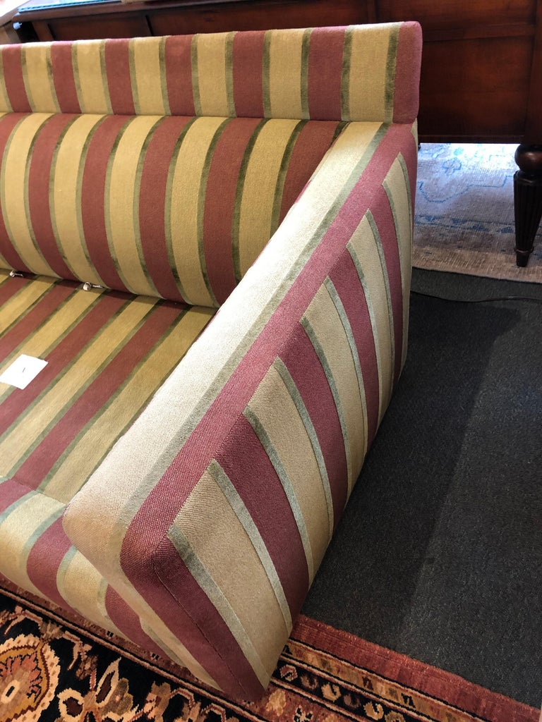 A. Rudin No. 2634 Two-Piece Sectional For Sale 1
