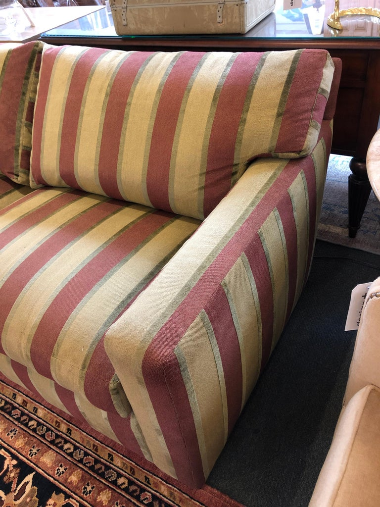 A. Rudin No. 2634 Two-Piece Sectional For Sale 5