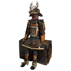 Samurai Armor from the Hirano Clan