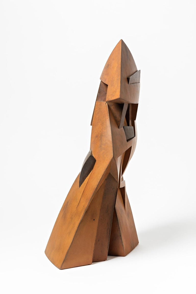 French Sculpture Entitled