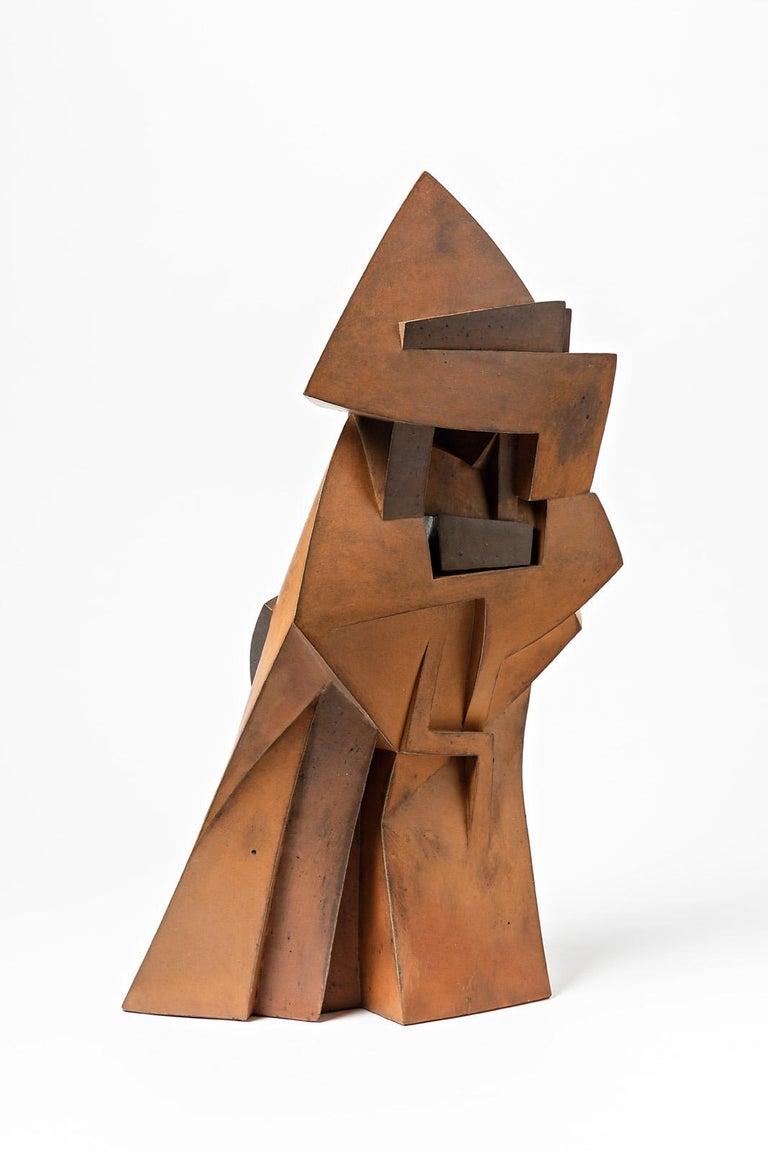 20th Century Sculpture Entitled