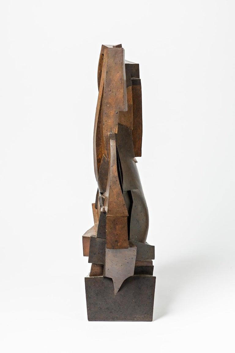 Beaux Arts Sculpture Entitled