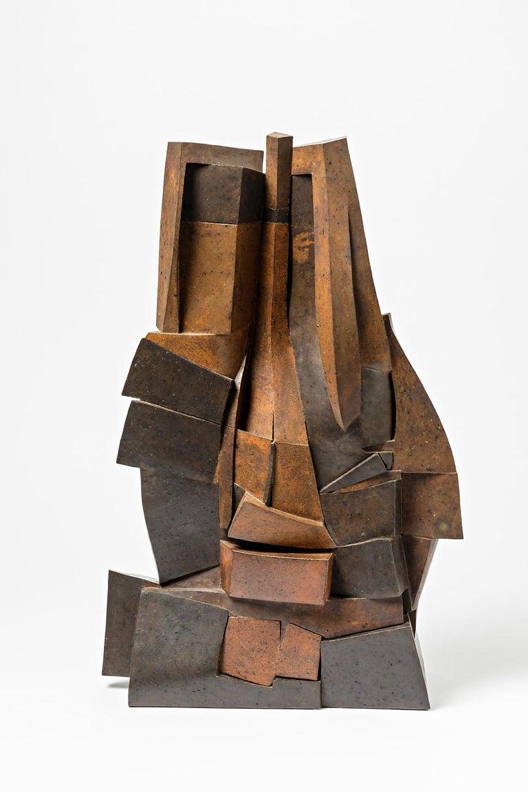 Sculpture Entitled