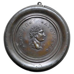 Set of 10 Grand Tour Medallions, Late 18th C
