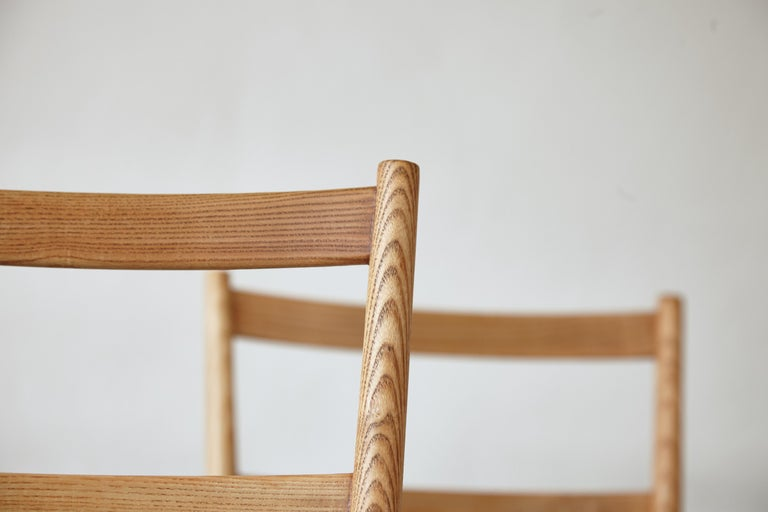 Set of 12 Gio Ponti Leggera Model 646 Dining Chairs for Cassina, Italy, 1950s For Sale 4