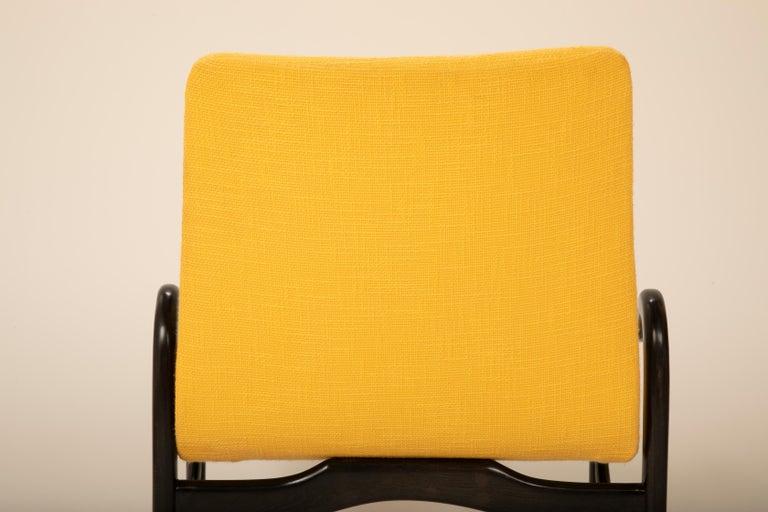 A set of eight ebonized dining chairs attributed to Malatesta & Mason.   Italian circa 1950's