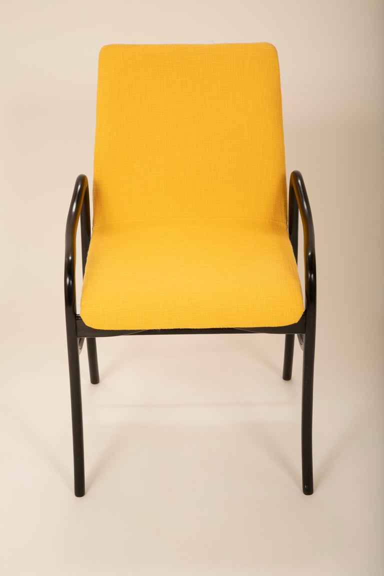 Mid-20th Century Set of 8 Sculptural Italian Dining Chairs Attributed to Malatesta & Mason For Sale