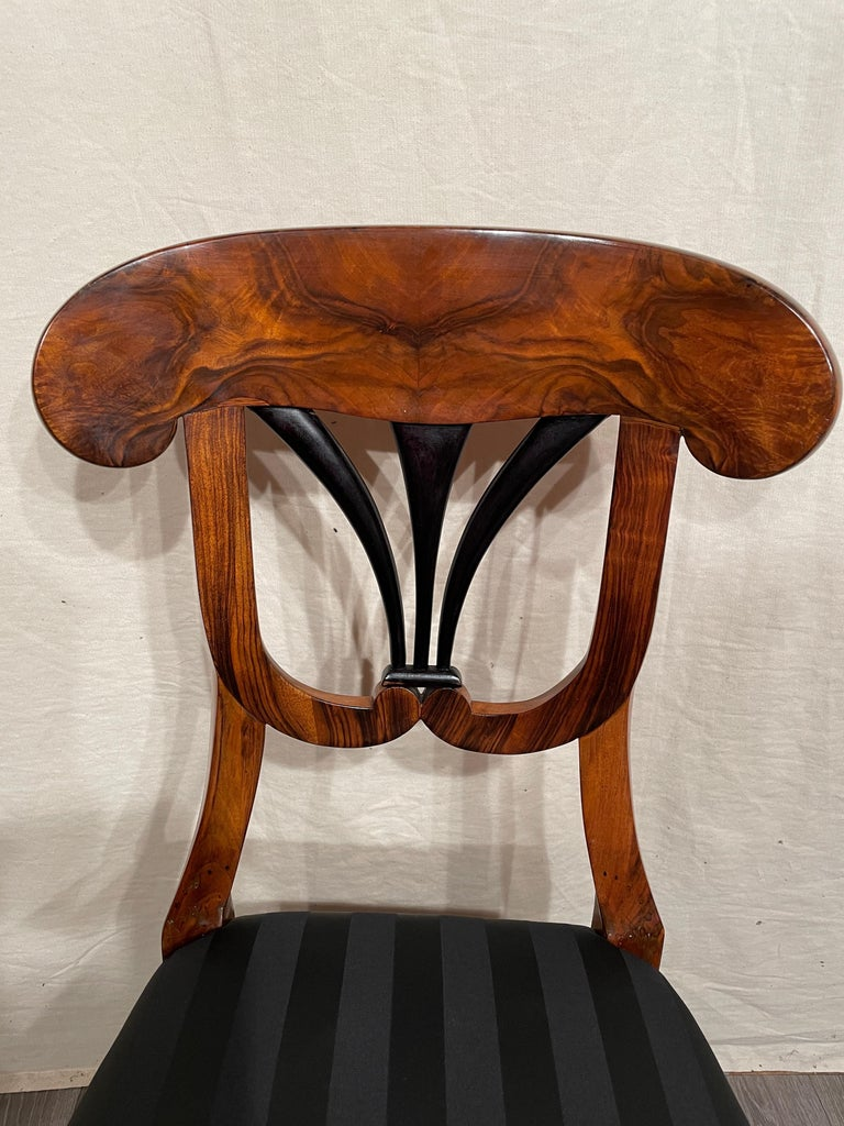 Set of Four Biedermeier Chairs, South Germany, 1820 For Sale 2