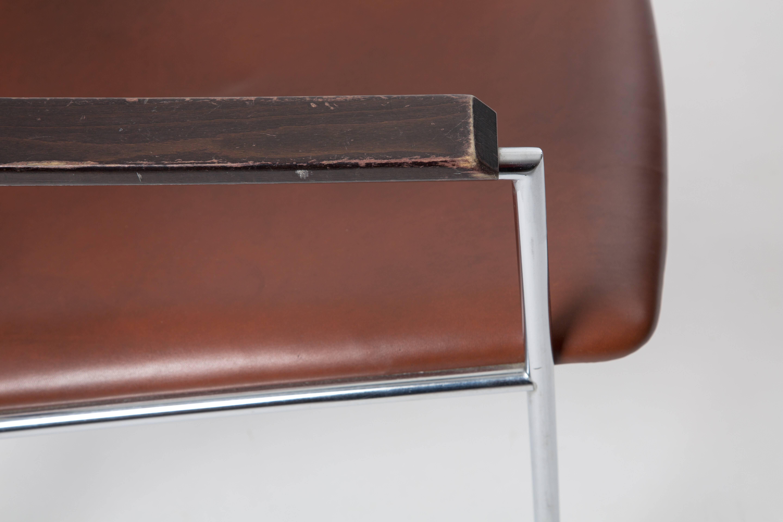 Love Seats Stoelen.Set Of Two Dutch Gijs Van Der Sluis Chairs Industrial Style With