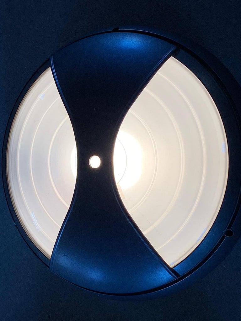 Steel Set of Seven Pantarei Wall Lights by Ernesto Gismondi Artemide For Sale