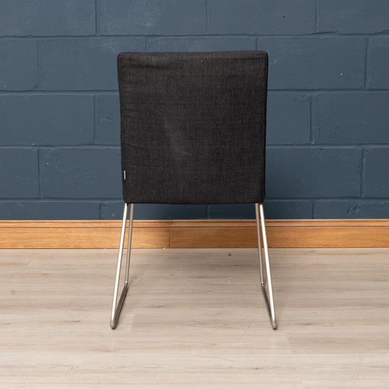 Set of Six BoConcept Dining Chairs, Denmark, circa 2000 For Sale 2