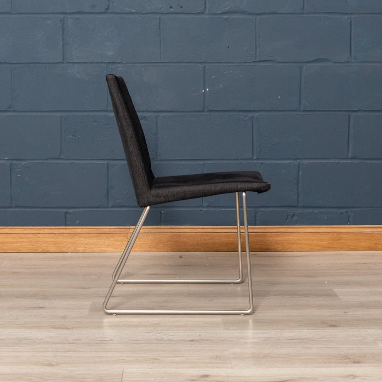Set of Six BoConcept Dining Chairs, Denmark, circa 2000 For Sale 3