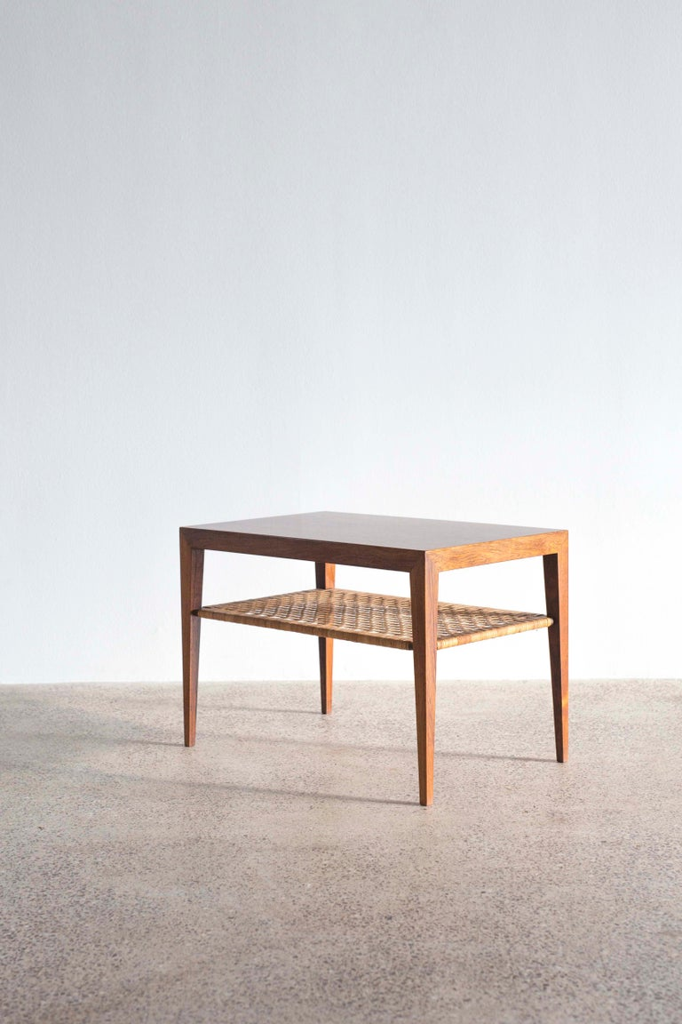 Severin Hansen Rosewood Table For Sale 1