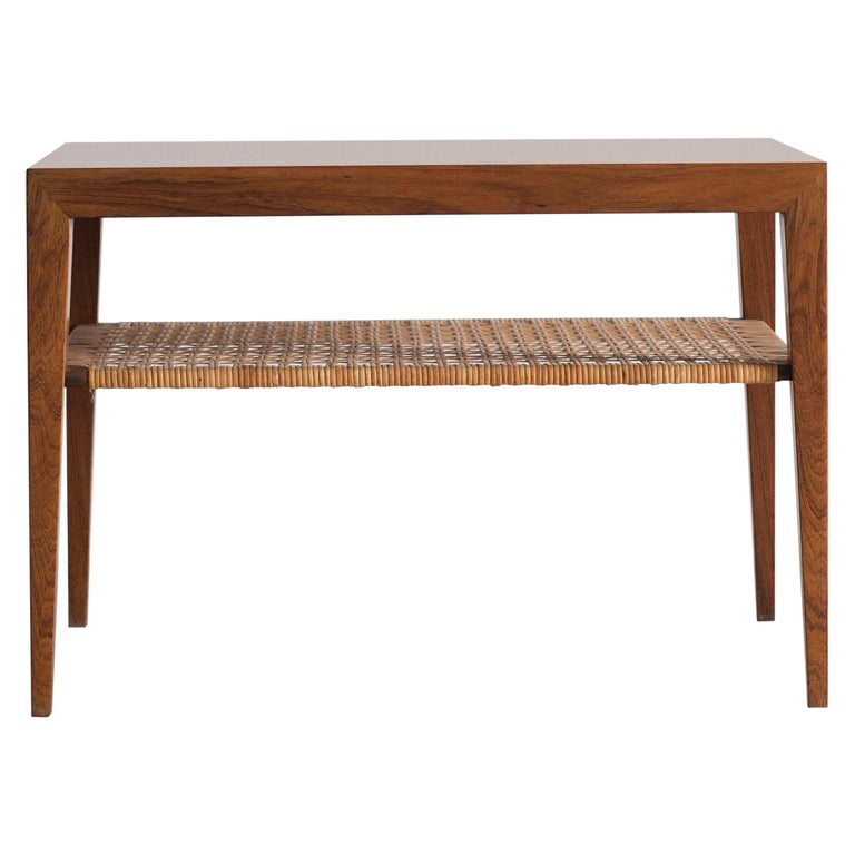 Severin Hansen Rosewood Table For Sale