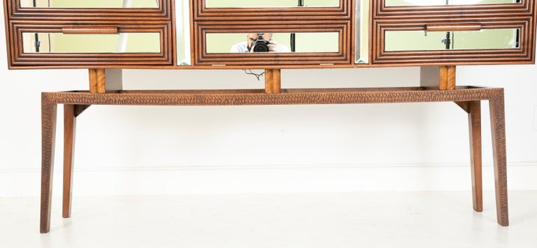 Sideboard Bar Designed by G. Cavatorta, circa 1930s For Sale 6