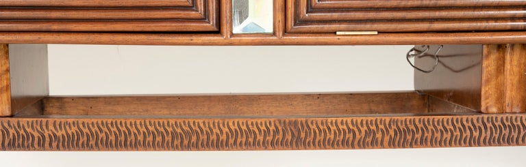 Sideboard Bar Designed by G. Cavatorta, circa 1930s For Sale 7
