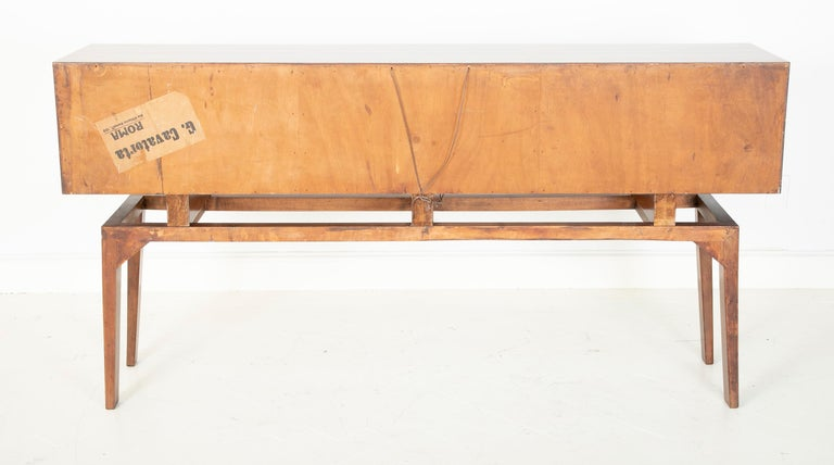 Sideboard Bar Designed by G. Cavatorta, circa 1930s For Sale 11