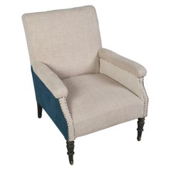 Single Napoleon III Fauteuil