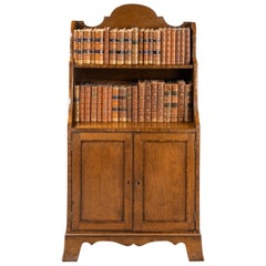 Small Regency Period Two-Door Cupboard