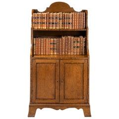 Small Regency Period Two-Door Cupboard